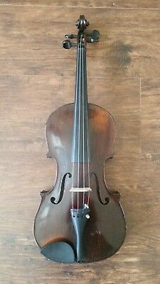 A beautiful antique German 4/4 Violin purchased in Prague 20 years ago