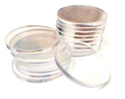 100 Clear Chip Spacers Casino Style Blackjack Poker Dealer Tray Free Shipping *
