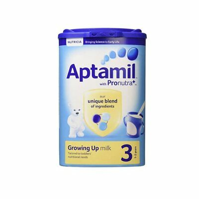 Aptamil with Pronutra+ Growing Up Milk 3 1-2 Years 900g