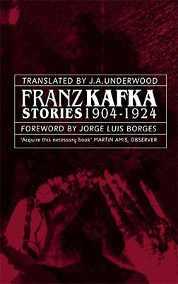 Franz Kafka Stories 1904-1924 by Kafka, Franz Paperback Book The Cheap Fast Free