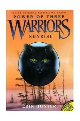 Sunrise (Warriors: Power of Three) by Hunter, Erin Book The Cheap Fast Free Post
