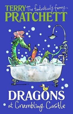 Dragons at Crumbling Castle: And Other Stories by Pratchett, Terry Book The