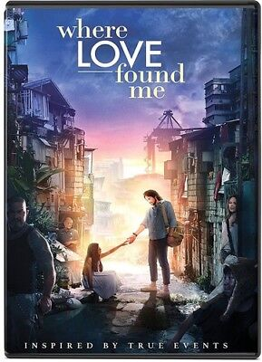 Where Love Found Me [New DVD] Ac-3/Dolby Digital, Dolby, Dubbed, Subtitled, Wi