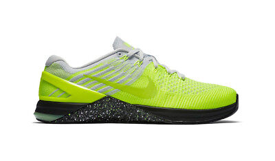 4653926b0140 MENS NIKE METCON DSX FLYKNIT Volt Trainers 852930 701 -  111.98 ...