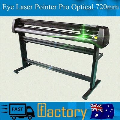 Cutter Plotter Vinyl New Signal Cutting Eye Laser Pointer Seasoned Optical 720mm