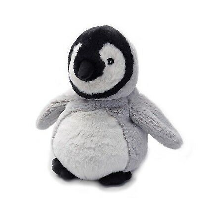 Warmies Baby Penguin Cozy Plush Microwavable Heatable Animal Cuddly Soft Toy