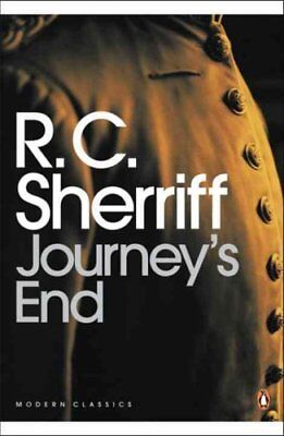 Journey's End by R. C. Sherriff 9780141183268 (Paperback, 2000)