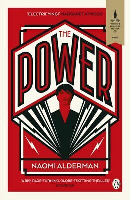 The power: WINNER OF THE 2017 BAILEYS WOMEN'S PRIZE FOR FICTION by Naomi