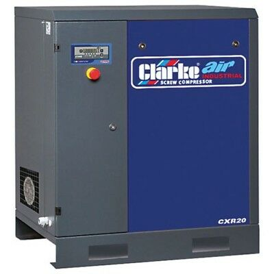 Clarke  CXR20 20HP Industrial Screw Compressor 2456590