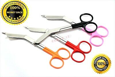 """O.R 4 Lister Bandage Scissors 5.5"""" Surgical Medical Instruments Stainless Steel"""