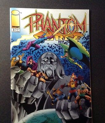 Phantom Force Issue 2 April 1994