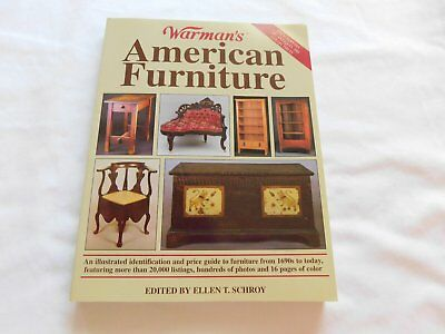 Warman's Antique American Furniture Book