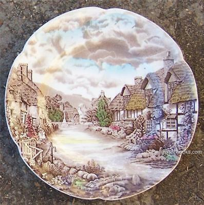 Vintage Johnson Bros China Olde English Countryside Dinner Plate