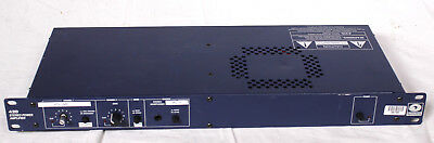 Symetrix 420 2 Channel Stereo Power Amplifier - Tested and Working