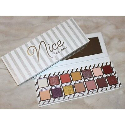 Kylie Jenner COSMETIC - The NICE Palette | Kyshadow EYESHADOW holiday 2017
