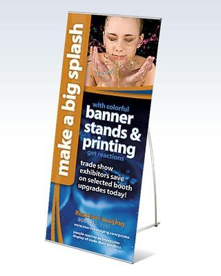 L-Banner Stand 36x79