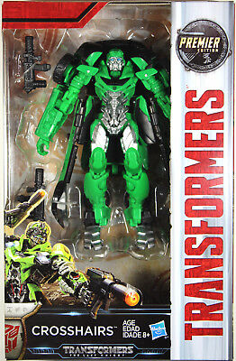 Transformers: Last Knight ~ CROSSHAIRS ACTION FIGURE ~ Deluxe Class