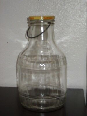 Older Farman's Pickle Jar with Handle