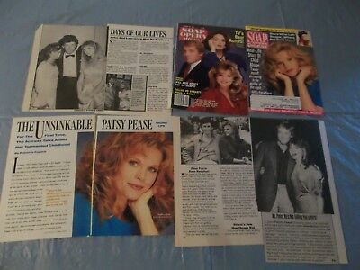 Patsy Pease  clippings #N77