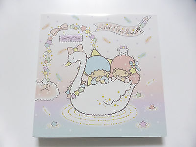 New product!! KAWAII Sanrio Little Twin Stars Memo Pad Notepad Type C very cute!