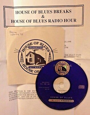 Radio Show:HOUSE OF BLUES 6/18/05 FATHERS OF THE BLUES, BO DIDDLEY, RAY MANZAREK