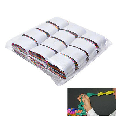 12 Pcs/set Mouth Coils Paper Magic Tricks Magic Prop Magician Supplies Toy TK
