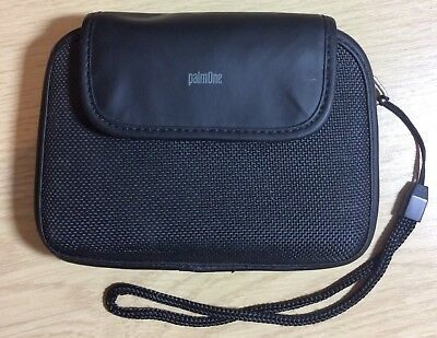Palm Pilot Case, Black With Velcro Fastening