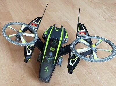 Playmobil 5287 Magma Masters Razorcopter