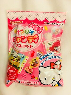 Hello Kitty Surprise Toy Candy Mascot Keychain Candies Rement Blind Bag