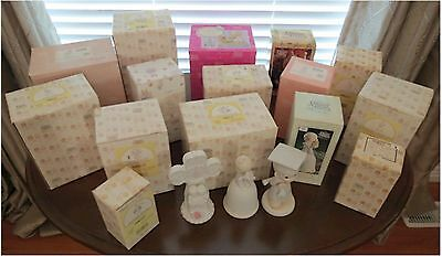 Precious Moments Collection Lot of 19 Pieces
