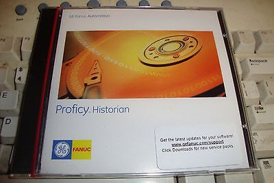 New Ge Fanuc Automation  Proficy Historian  Software