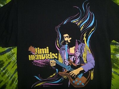 JIMI HENDRIX Pop Art Jimi 2007 T-Shirt L