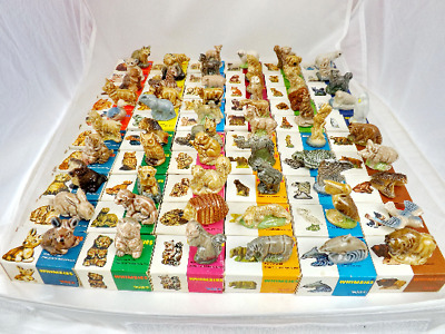Wade Whimsie's 1971-84 Boxed (Perfect)