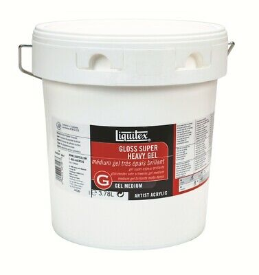 Liquitex 3.78L - Super Heavy Gel Medium