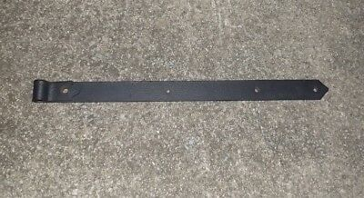 "Large Vintage 35 3/8"" Long Barn Door Hinge Strap"