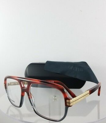 Brand New Authentic Dsquared 2 DQ 5208 065 Eyeglasses Brown Grey 56mm