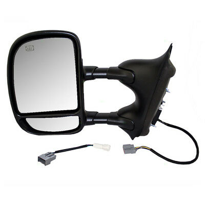 Super Duty Pickup Truck Excursion Drivers Telescopic Tow Power Mirror Heated
