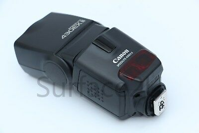 Canon Speedlite 430EX II Shoe Mount Flash Very Good Condition - Fast Free Ship