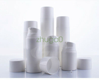 30ml 50ml 150ml Airless Bottle Cosmetic Pump Cover Travel Skincare Lotion Bottle