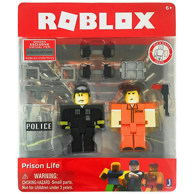Roblox - Prison Life Figure Pack - Loot - BRAND NEW