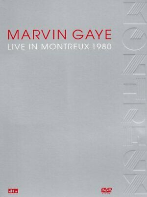 Marvin Gaye - Live At Montreux 1980 - DVD  UQVG The Cheap Fast Free Post