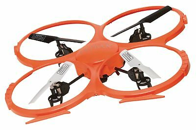 Denver RC Drone Radiofrequenz 720p Kamera Orange / Schwarz