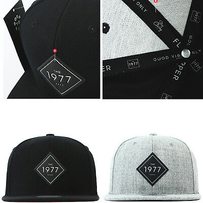 XL~2XL 60~63Cm Unisex Men The 1977 Baseball Cap Snapback Hiphop K-Pop Style Hats