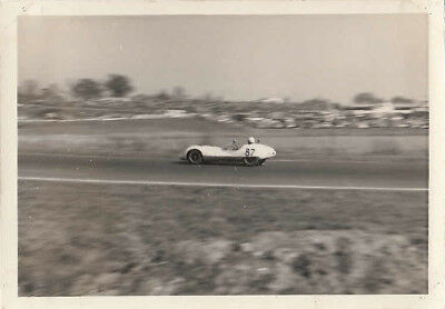 GILBY FORD, DRIVEN BY D.DRIVER, MELLORY PARK 28th MARCH 1965 PHOTOGRAPH.