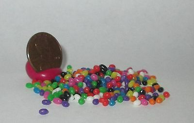 Miniature Dollhouse Easter Original Jelly Beans Candy Shop #1340