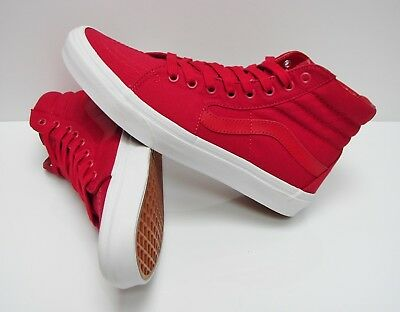 c05886137eece3 VANS SK8 HI Reissue Mono Canvas Chili Pepper VN0A38GEMX2 Men s Size ...
