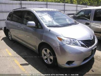 Rear View Mirror Halogen Headlamps Automatic Dimming Fits 11-14 SIENNA 2518080