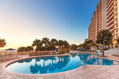 7 Nights 2 Bed Deluxe at Wyndham Ocean Walk in Daytona Beach July 22 - 29