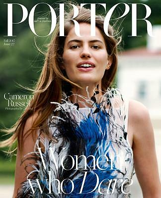PORTER MAGAZINE Fall 2017 Issue 22 Cameron Russel