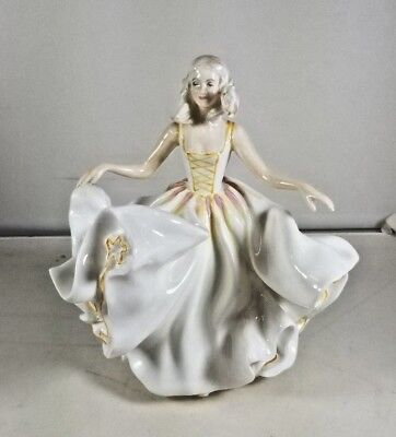 1974 Royal Doulton Sweet Seventeen Porcelain Figure HN2734 Tableware Bone China